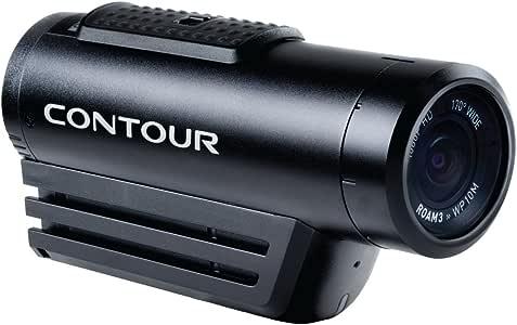 Contour ウェアラブルビデオカメラ ROAM3 Waterproof HD Video Camera 防水ハイビジョンビデオカメラ Black [並行輸入品]