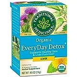 Traditional Medicinals Everyday Detox Lemon, 24.09 g