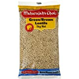 Maharajah's Choice Brown/Green Lentils, 1 kg