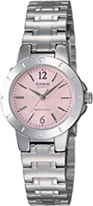 [カシオ] 腕時計 スタンダード LTP-1177A-4A1JF シルバー