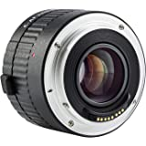 VILTROX C-AF 2XII テレコンバーター テレコンバージョンレンズテレプラス テレコンバージョンレンズ AF オートフォーカス 2倍テレプラス Canon EFマウントレンズ用