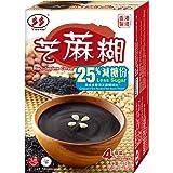 Torto Black Sesame Cereal Less Sugar 160g