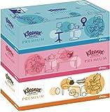クリネックス プレミアムティシュー ディズニーキャラクター 320枚(160組)3箱