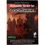 Cephalofair Games SIF00020 Impressions Current Edition Gloomhaven Removable Sticker Set Board Game