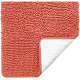 Gorilla Grip Original Luxury Chenille Bathroom Rug Mat, Extra Soft, Durable, and Absorbent Shaggy Rugs, Machine Wash Dry, Per