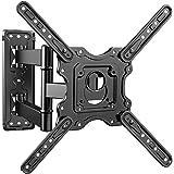 PERLESMITH テレビ壁掛け金具 32-55インチ対応 耐荷重40kg アーム式 多角度調節 VESA400x40…