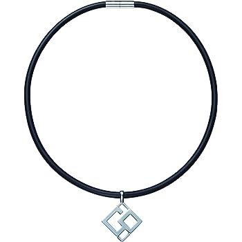 コラントッテ(Colantotte) タオ ネックレス CO TAO CO ブラック M 43cm