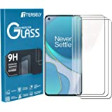 T Tersely [3-Pack] Screen Protector for Oneplus 8T, (Case Friendly) Tempered Glass Film Screen Protector for Oneplus 8T