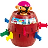TOMY Pop Up Pirate Action Game, 10.8 Inches
