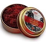 La Mancha Prime 5 Grams All RED Premium Coup Spanish Saffron - Grade A