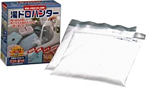 お風呂・風呂釜洗浄剤 湯ドロハンター 300g ×2袋