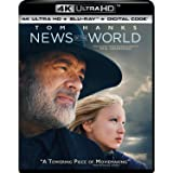 News of the World 4K Ultra HD + Blu-ray + Digital - 4K UHD