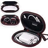Smatree イヤホンケース ガジェットポーチ小型 SoundPEATS/BeatsX.Powerbeats2/Powerbeats3 小物入れ ポーチ 小さい 軽量 便利