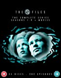 The X Files - Complete Season 1-9 (New Packaging) [DVD] [Imp…