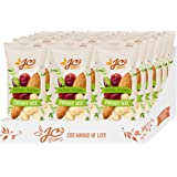 Original Delicious Energy Mix By JC's Quality Foods - Premium Mix of Almond, Cranberries, White Choc Gems, Pistachio Kernels