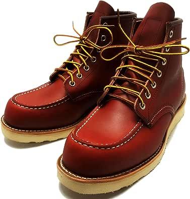 [レッドウィング] クラシック ワークブーツ アイリッシュセッター 6インチ モックトゥ REDWING 8875 CLASSIC WORK BOOTS 靴