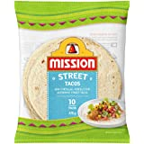 Mission Street Tacos Mini Tortillas, 10 pieces, 375g
