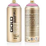 Montana Cans Shock Pink Light Acrylic Spray Paint, 400ml