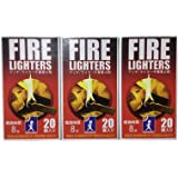 FIRE LIGHTERS ファイヤーライターズ マッチ型 ライター不要の着火剤