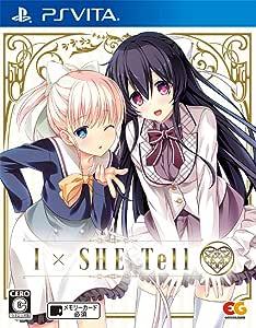 I×SHE Tell(アイシーテル) 通常版 - PSVita