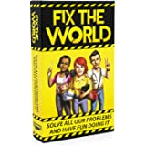 Mindmade Games Fix The World - The Hilarious Party Game That Will Save us All