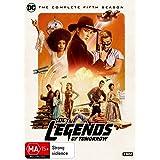 DC's Legends Of Tomorrow: Season 5 (DVD)