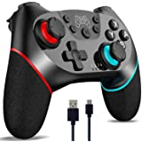 CuleedTec Wireless Switch Pro Controller Gamepad Joystick for Nintendo Switch Console, with Gyro and Gravity Sensor, Dual Vib