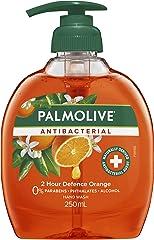 Palmolive Antibacterial Liquid Hand Wash, Orange, 250ml