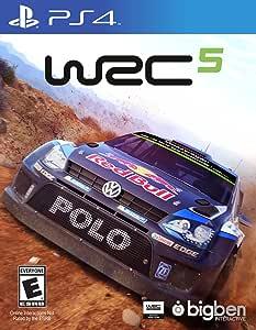 WRC 5 (輸入版:北米) - PS4