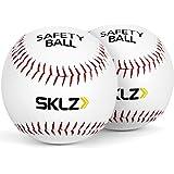 SKLZ Reduced Impact Safety Baseballs (Pack of 2)