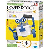 4M FSG3417 Green Science Rover Robot