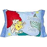 モリシタ(Morisita) 洗える子供用枕 アリエル 39×28×9cm Disney ディズニー ジュニア用枕 4620287