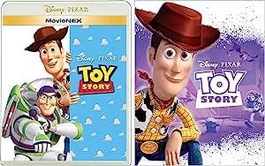 トイ・ストーリー MovieNEX アウターケース付き [ブルーレイ+DVD+デジタルコピー+MovieNEXワールド] [Blu-ray]