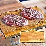 プランクバーベキュー BBQ バーベキュープレート ウッドプランク 桜 サクラ 無垢材 燻製 Wood Plank Grilling 国産 kikori
