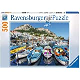 Ravensburger 14660 Colourful Marina Puzzle 500pc,Adult Puzzles