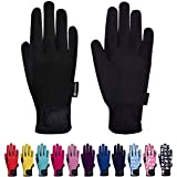 ChinFun Kids Horse Riding Gloves Child Winter Gloves Cycling Gloves Windproof Warm Gloves Perfect for Cycling Riding Running
