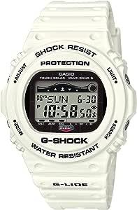 [カシオ] 腕時計 ジーショック G-LIDE 電波ソーラー GWX-5700CS-7JF メンズ ホワイト