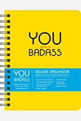 You Are a Badass 17-Month 2020-2021 Monthly/Weekly Planning Calendar: Deluxe Organizer (August 2020-December 2021) Calendar