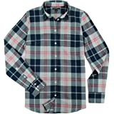 J. Crew - Women's - Long Sleeved Cotton Plaid Shirt (Multiple Color/Size Options)