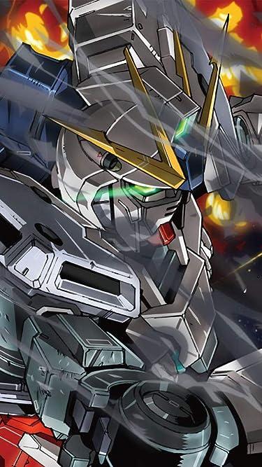 機動戦士ガンダム  iPhone/Androidスマホ壁紙(480×854)-1 - ガンダムNT(ナラティブ)