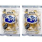 ロマンス製菓 塩べっこう飴 2袋セット(120g×2) 塩べっこう 北海道 べっこう飴 塩飴 塩あめ