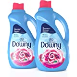Downy Liquid Fabric Conditioner, April Fresh, Two 51 Fl. Oz. Bottles, 102 Total Loads