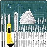 Precision Exacto Knife Upgrade Precision Carving Craft Knife Hobby Knife Exacto Knife Kit