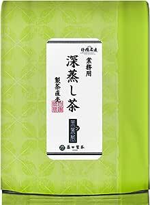 薗田製茶 静岡名産 深蒸し茶 茶葉 500g 業務用・お徳用