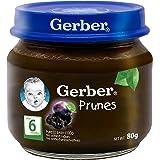 Nestlé Gerber 1st Foods Prunes, 80 Grams