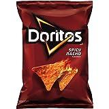 Doritos Spicier Nacho Tortilla Chips 198.4g