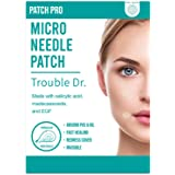 PATCH PRO MICRO NEEDLE PATCH Trouble Dr. 9pcs Pimple, Acne, Blemish Spot Treatment to Boost Skin Healing Ingredients with Sal