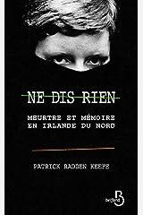 Ne dis rien (French Edition) Paperback