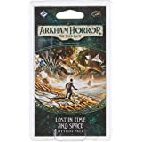 Fantasy Flight Games AHC08 Arkham Horror LCG: Lost in Time and Space Card Game