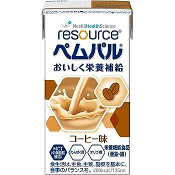 Nestle(ネスレ) リソース ペムパル コーヒー味 125ml×24本